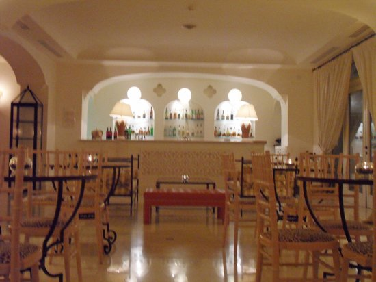 Giardino di Costanza Resort : le bar