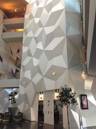 Clarion Hotel & Congress Trondheim : Resepsjonsområde