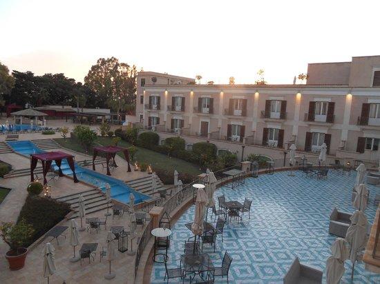 Giardino di Costanza Resort : vue depuis la chambre