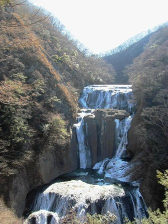 Fukuroda Falls: ...