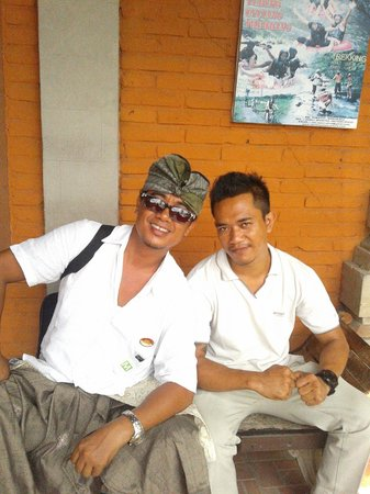 Seecobali Tours: One of our team driver