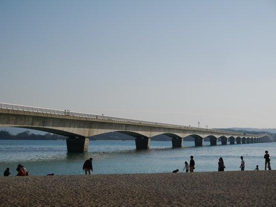 Kori Bridge: まっすぐです
