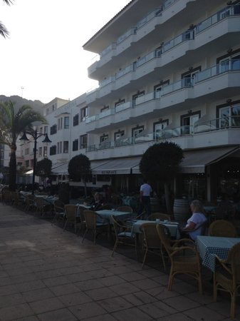 Hotel Marina: Отель