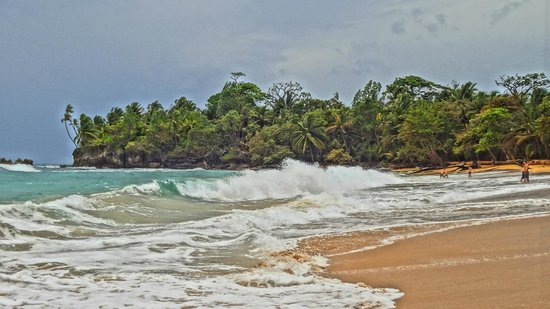 Playa Bluff: Hermoso paisaje