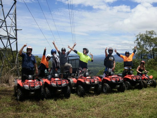 Herveys Range Quad Bike Tours