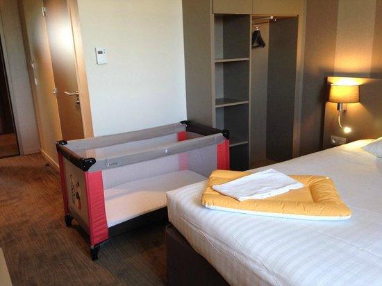 Hotel Le Galion : Chambre familiale