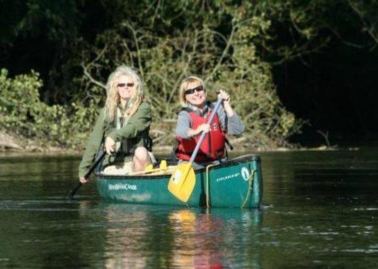 Wye Canoes Ltd: Canoeing the River Wye
