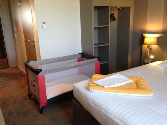 Hotel Le Galion : Chambre famille