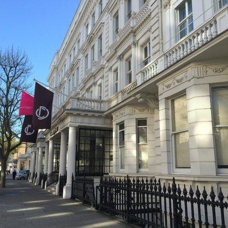 The Kensington : outside