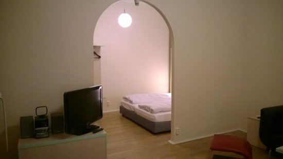 Hotel Hansablick Garni: Room 501