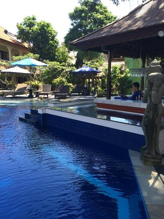 The Taman Ayu: Pool Bar