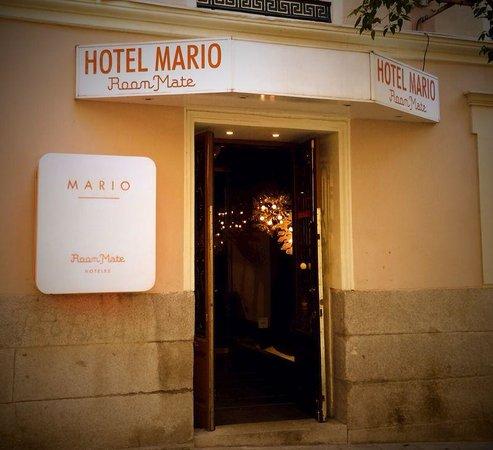 Room Mate Mario: ingresso