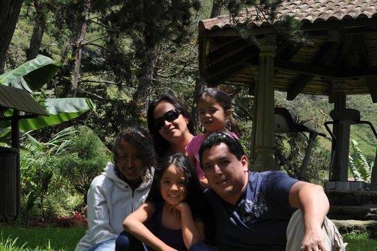 Samari Spa Resort: Como para estar en familia