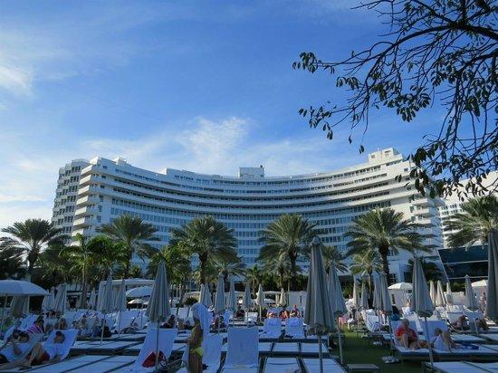 Fontainebleau Miami Beach : ホテル
