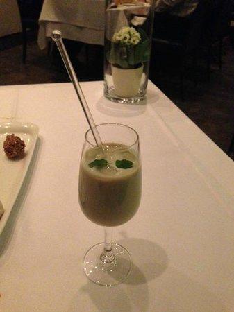 After 8 Liqueur at the Prithvi Restaurant