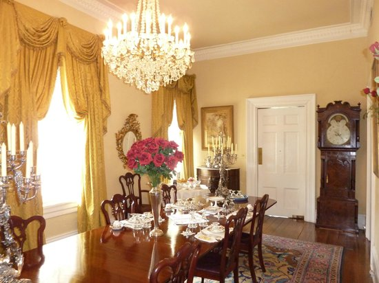 Milbank House : dining room - breakfast