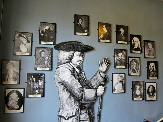 Samuel Johnson Birthplace Museum: Samuel Johnson & Important People in his Life