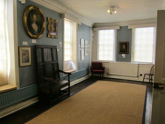 Samuel Johnson Birthplace Museum: Georgian decor in Samuel Johnson Birthplace