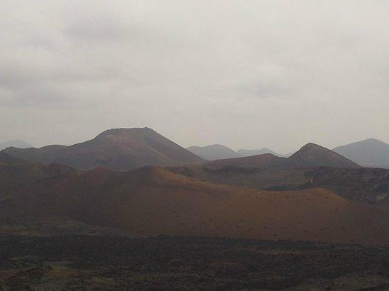 Parque Nacional de Timanfaya: paesaggio dei vulcani