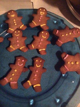 Agriturismo Va' e vieni : I biscotti per i piccoli ospiti