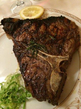 La Griglia: Carne