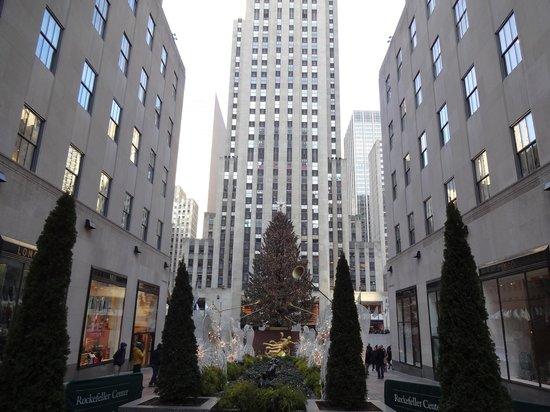 Rockefeller Center: ロックフェラー センター