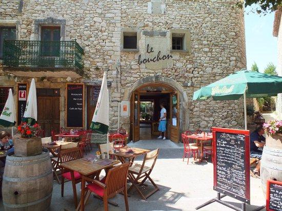 Aigueze, فرنسا: Le Bouchon