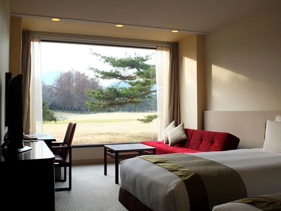 The Prince Karuizawa: Room with a view