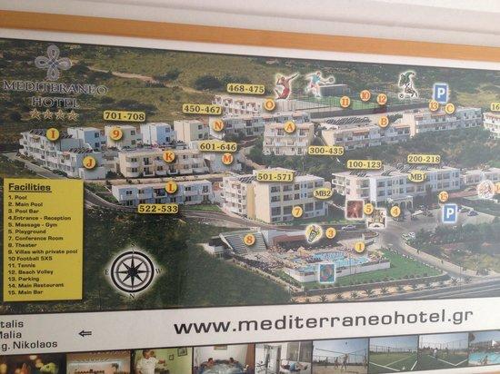 Mediterraneo Hotel: Hotel mediterraneo