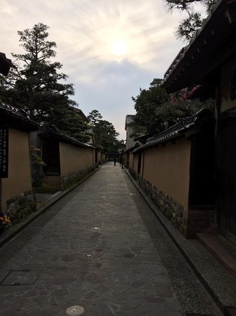 Nagamachi District : 武家屋敷1
