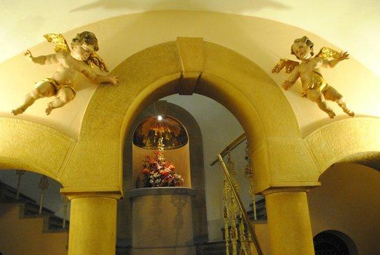 Hotel U Krale Karla (King Charles): Beautiful historical building