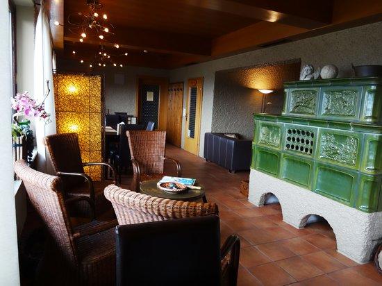 Villa Montara Bed & Breakfast: Gästelounge
