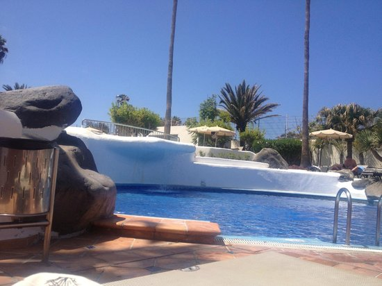 H10 Gran Tinerfe: Main Pool view