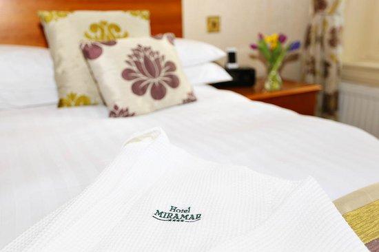 Hotel Miramar: Bedroom