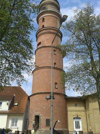 Old Lighthouse Travemuende