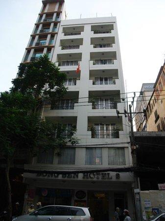 Bongsen Annex Hotel: 外観