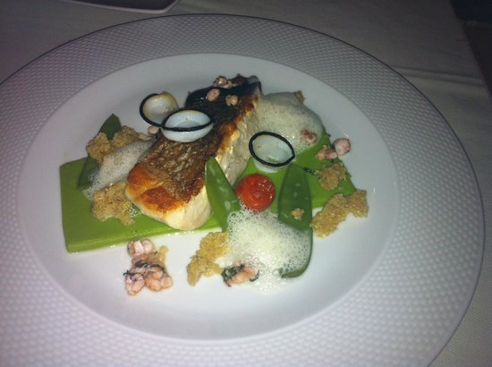 Bon Bon Restaurante: Mouth watering fresh fish