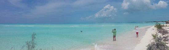 Playa Paraiso : Panorámica Playa Paraíso