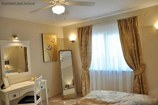 Chayofa Country Club: Presidental suite bedroom