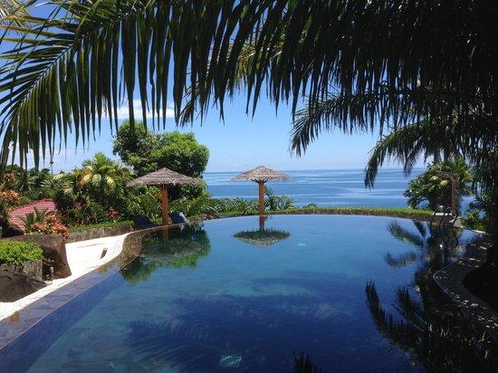 Lumbalumba Diving: the pool