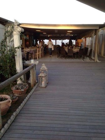 Ingresso - Picture of Bagno Giada, Lido Adriano - TripAdvisor