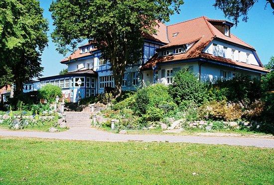 Appartement-Haus Dornbusch: Außenansicht