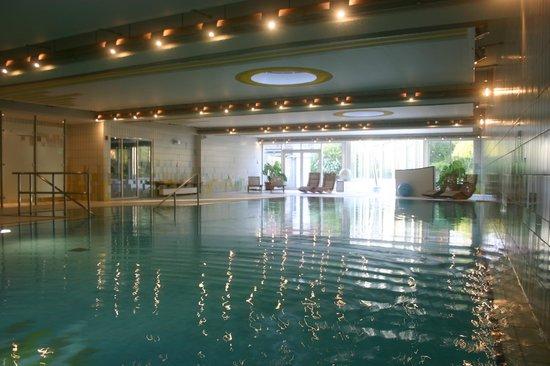 Appartement-Haus Dornbusch: Schwimmbad