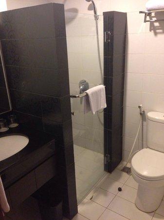 Avissa Suites : Toilet (suite)