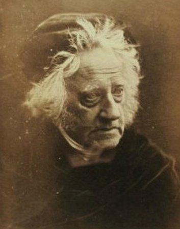 Dimbola Museum & Galleries: Sir John Herschel by Julia Margaret Cameron