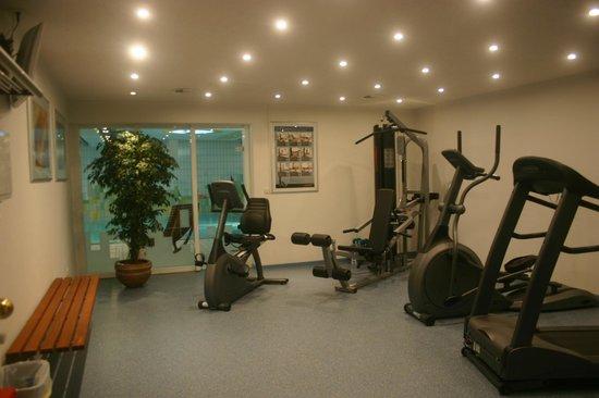Appartement-Haus Dornbusch: Fitnessraum