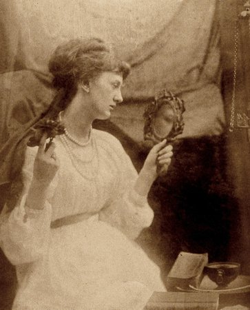 Dimbola Museum & Galleries: May Prinsep by Julia Margaret Cameron