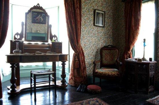 Dimbola Museum & Galleries: Julia's Bedroom at Dimbola