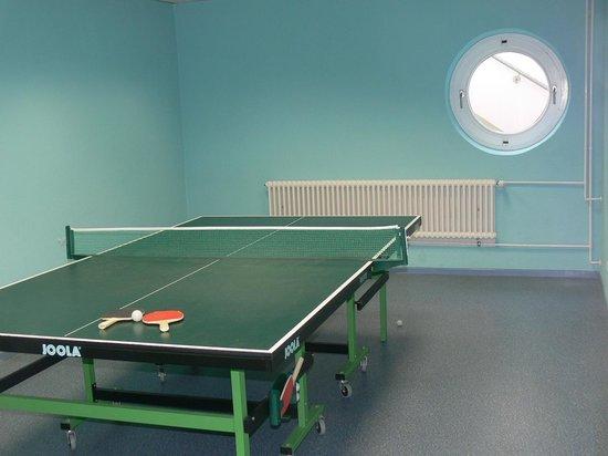 Appartement-Haus Dornbusch: Tischtennis