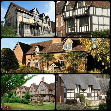 Shakespeare's Birthplace: Shakespeare's Family Homes
